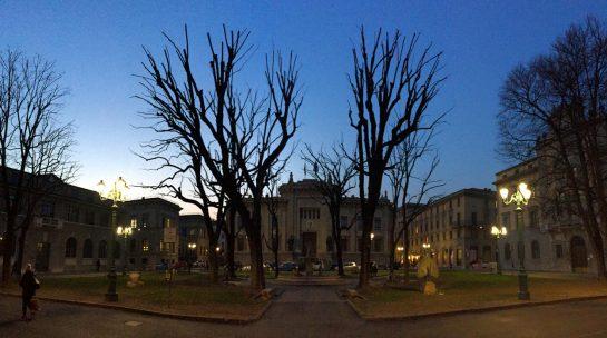 Bergamo: Platz