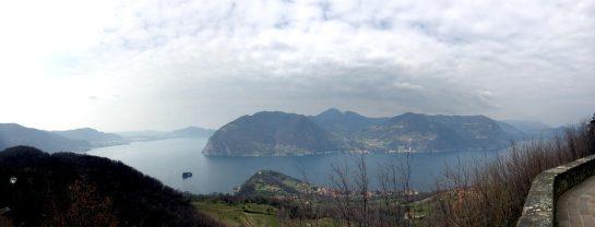 Monte Isola: Blick vom Gipfel