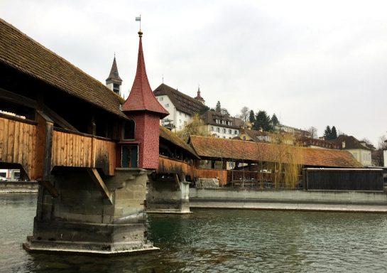 Luzern, Brücke