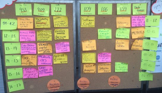 Sessionboard