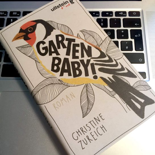 Buch: Garten, Baby! von Christine Zureich