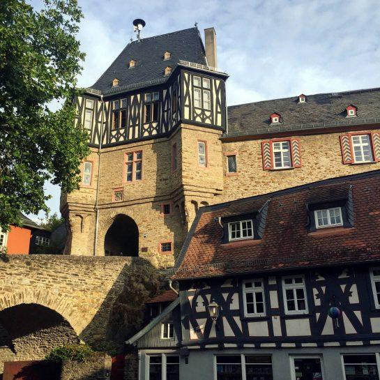 Idstein: Burg