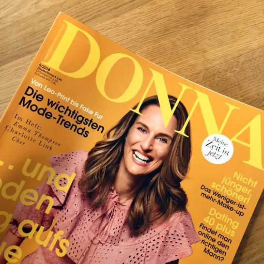 Donna: Cover