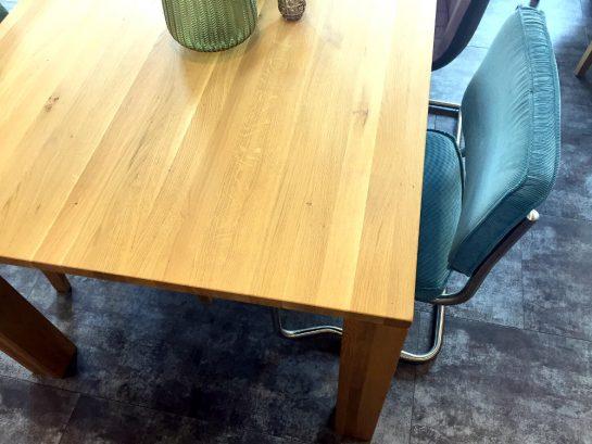 Tisch Eiche mit Stuhl