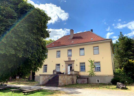 Haus Busch, Herrenhaus