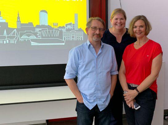 Maximilian Buddenbohm, Vanessa und Steffi