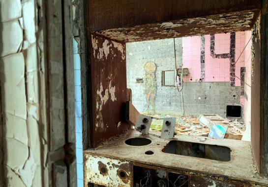 OP-Saal: Desinfektionsanlage
