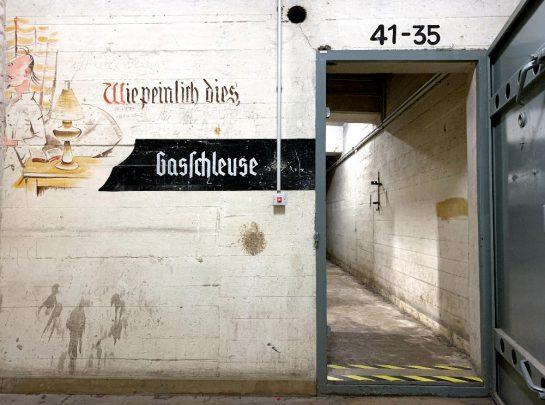 Tempelhof: Luftschutzkeller