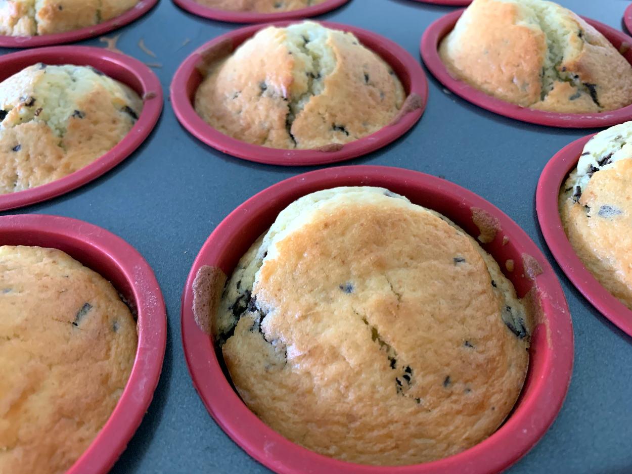 Muffins im Förmchen